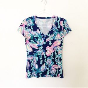 NWOT Lily Pulitzer Tee XS